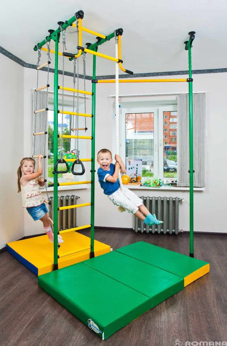 Limikids indoor home gym for kids toys and games