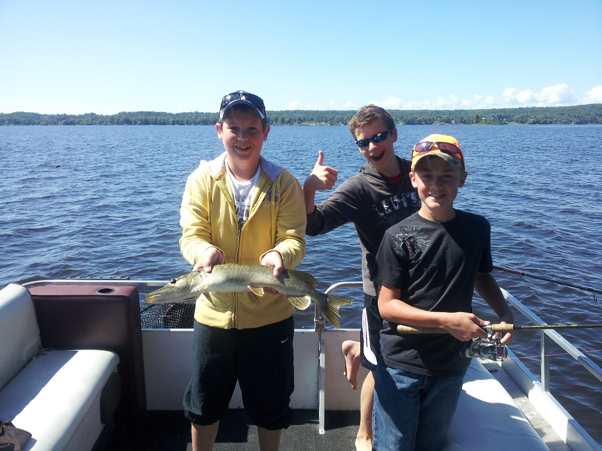 Family fishing trips water sports sports city of for Fishing vacation packages