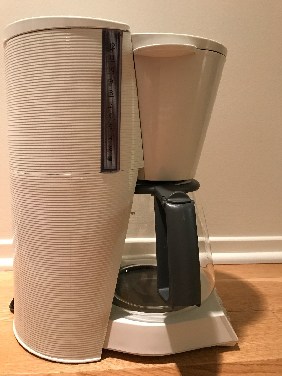Braun Coffee maker with glass jug Model Coffee maker / Appliances / Buy and sell / City Of ...