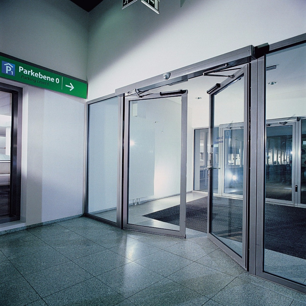 Automatic Doors Installation And Repair Services In Toronto