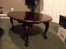 Bombay Coffee Table And Two End Tables Furniture Buy And Sell City Of Ottawa Postedad Ca