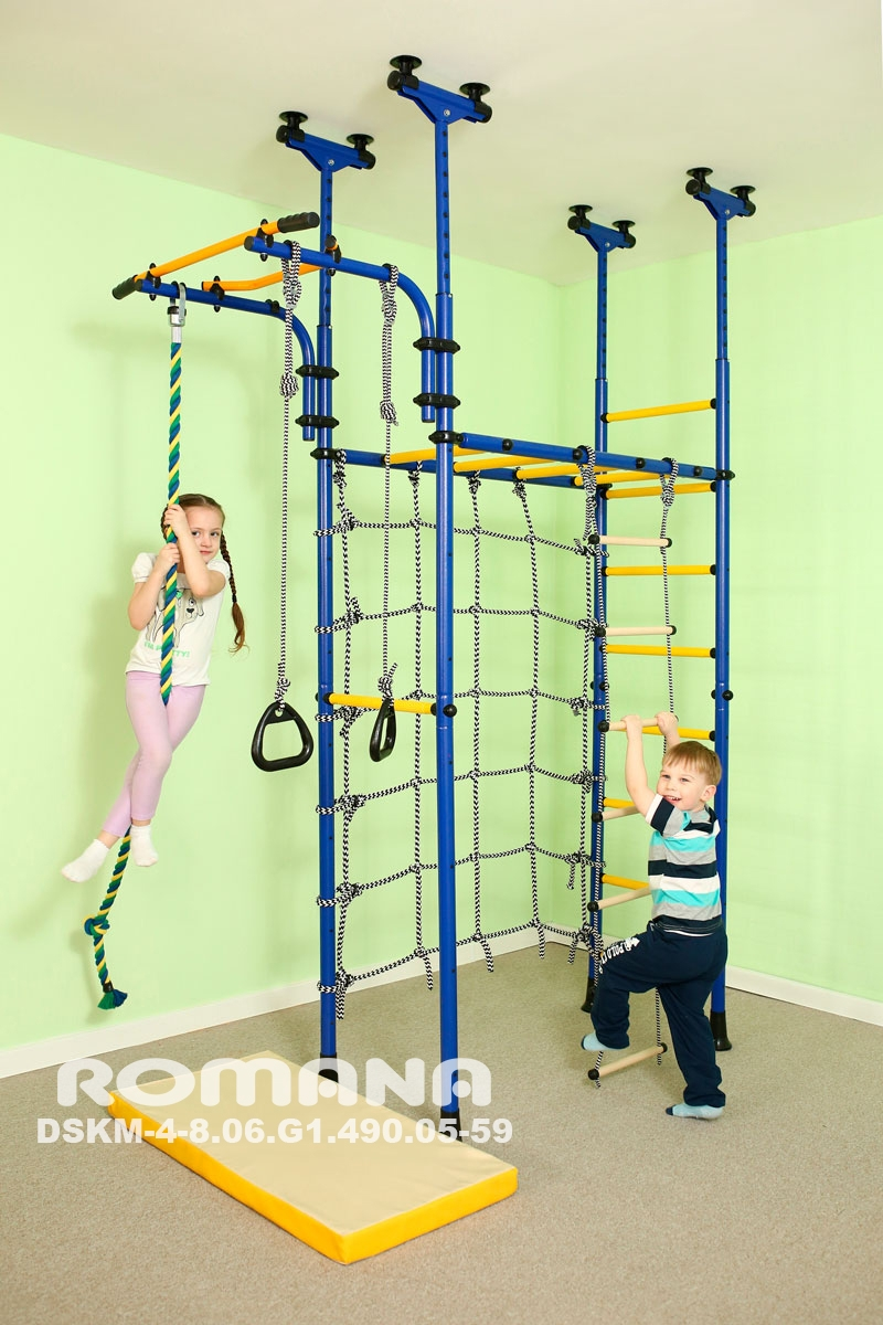 Limikids indoor home gym for kids tools and equipment