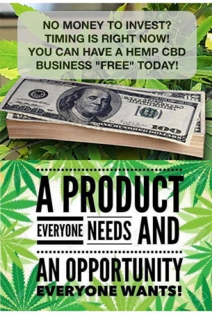 **CANNABIS SALES - FREE CTFO CBD BUSINESS OPPORTUNITY ...
