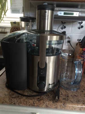 Breville Coffee Maker Descale Message : Breville Juicer / Appliances / Buy and sell / City Of Ottawa - PostedAd.ca