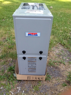 New Heil High Efficiency Gas Propane Furnace Appliances